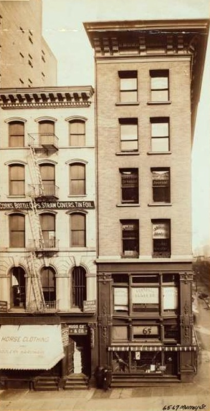Gibbes Building 1914?