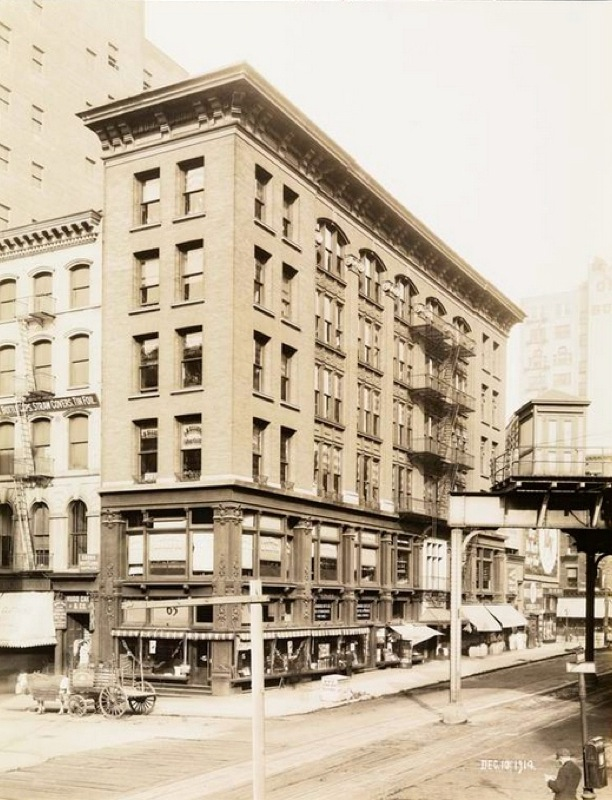 Gibbes Building 1914